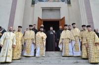 10 ani de la întronizarea Preasfințitului Părinte Sofronie la Oradea