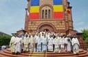 9 arhierei au târnosit biserica  Sfântul Apostol Andrei din Oradea