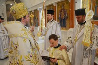 A doua zi de Rusalii la Catedrala Episcopală din Oradea