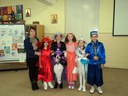 """A treia ediție a concursului """"Scriitorul meu preferat""""  la Liceul Ortodox """"Episcop Roman Ciorogariu"""" din Oradea"""