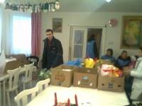Activitate social-filantropică în parohia Cetea