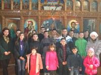 ACTIVITĂȚI CATEHETICE ÎN PAROHIA SÂNNICOLAU ROMÂN