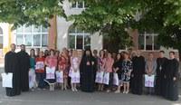 """Activități cultural-educative la Liceul Ortodox  """"Episcop Roman Ciorogariu"""" din Oradea"""