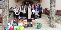 Activități filantropice ale Parohiei Subpiatra