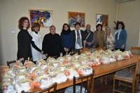 Activități filantropice de Crăciun în Eparhia Oradiei