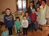 Activități filantropice la parohia Izvorul Tămăduirii din Oradea