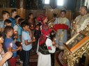 Activități pentru copiii din Parohia Subpiatra
