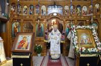 Aleasă sărbătoare de hram la Mănăstirea Sfânta Cruce din Oradea