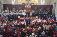 Anul Centenarului Marii Uniri inaugurat la Oradea  de prăznuirea Sfântului Ierarh Spiridon al Trimitundei