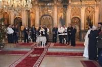 Bihoreni din Bratca au colindat în  Catedrala Episcopală din Giula, Ungaria