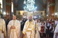 Binecuvântare chiriarhală pentru creștinii dreptmăritori din Oradea-Velenţa