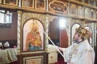 Binecuvântare arhierească pentru credincioșii Parohiei Roit