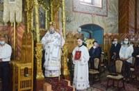 Binecuvântare chiriarhală pentru creștinii dreptmăritori din parohia Oradea-Velenţa I