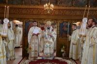Binecuvântare de lucrări în parohia Almaşul Mare din Episcopia Oradiei