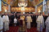 Binecuvântare de lucrări în parohia Almaşul Mic din Episcopia Oradiei