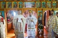 Binecuvântare pentru biserica și enoriașii din Chișcău, Bihor