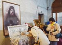 Binecuvântare pentru orădeni în ziua cinstirii Sfântului Ierarh Nectarie din Eghina