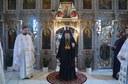 Binecuvântarea lucrărilor de înnoire a bisericii parohiale din  satul Girișu Negru