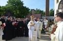 """Biserica """"Înălțarea Domnului"""" din Oradea târnosită de Chiriarhul Oradiei"""