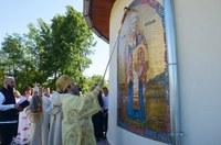 Biserica din Beiușele târnosită de Chiriarhul Oradiei
