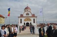 Biserica din Sânmartin-ANL târnosită de Chiriarhul Oradiei în anul Centenar