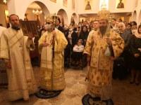 Biserica închinată Sfântului Ierarh Spiridon  din Oradea a fost sfințită