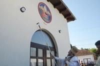 Biserica nouă din Mierag târnosită de Chiriarhul Oradiei