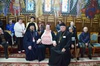 Bucurie și binecuvântare pentru cei aflați în suferință  din parohia Oradea-Vii
