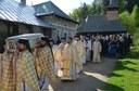 Bucurii duhovnicești la Mănăstirea Izbuc