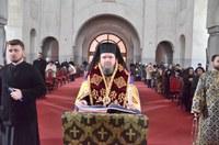 Canonul cel Mare la Catedrala Episcopală din Oradea