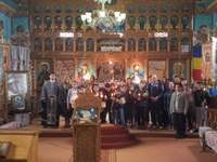 Cateheze parohiale și activități cu tinerii în Parohia Sânnicolau Român