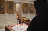 Cea de a treia parte a Canonului cel Mare la  Catedrala Episcopală din Oradea