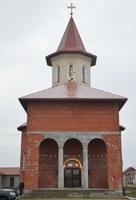 Cea dintâi Dumnezeiască Liturghie în biserica parohiei Sântandrei II