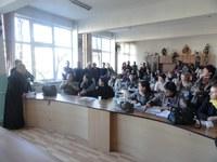 Cerc pedagogic pentru profesorii de Religie din Episcopia Oradiei