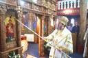 Chiriarhul Oradiei a binecuvântat înnoirile  de la biserica parohială din Mierlău