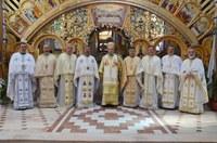 Chiriarhul Oradiei a binecuvântat lucrările din enoria Oradea-Zorilor