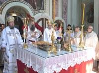 Chiriarhul Oradiei a participat la hramul Mănăstirii Grabovac din Ungaria