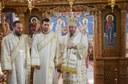 Chiriarhul Oradiei a slujit în biserica Sfântul Apostol Andrei din Beiuș