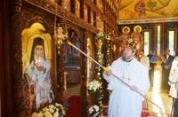 Chiriarhul Oradiei a târnosit biserica nouă din Băile Felix
