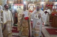 Chiriarhul Oradiei a vizitat comunitatea dreptmăritoare din Săcueni