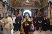 Chiriarhul Oradiei a vizitat parohia Băile Felix