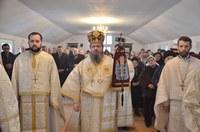 Chiriarhul Oradiei a vizitat parohia Beiuş IV în Duminica Întoarcerii Fiului risipitor