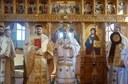 Chiriarhul Oradiei a vizitat parohia bihoreană Bălnaca