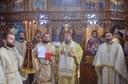 Chiriarhul Oradiei a vizitat parohia Cuzap