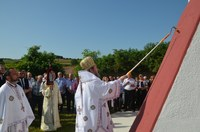 Chiriarhul Oradiei a vizitat parohia Iteu din protopopiatul Marghita