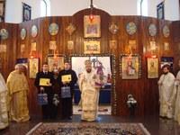 Chiriarhul Oradiei în parohia Sfinţii Trei Ierarhi din Oradea