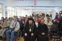 Chiriarhul Oradiei în vizită la bolnavii de scleroză multiplă din Oradea