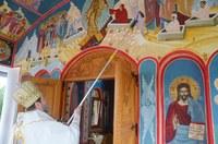 Chiriarhul Oradiei în vizită pastorală în enoria Suplacu de Barcău