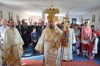 Chiriarhul Oradiei în vizită pastorală la Paleu