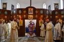 Chiriarhul Oradiei la biserica parohială Sfinţii Trei Ierarhi din Oradea